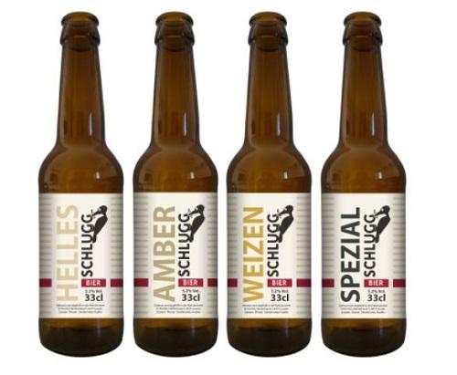 Wir suchen ein passendes Etikett für unsere Bierflasche