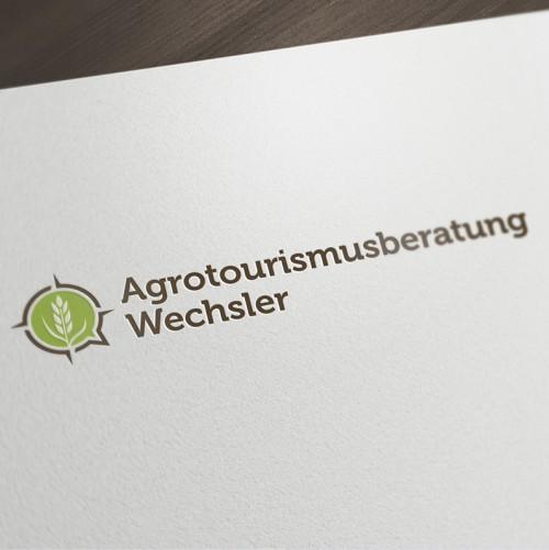 Logo-Design für die Beratung von Bauernfamilien