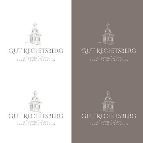 Logo-Design für Gutshof