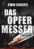 Cover für eBook Das Opfermesser
