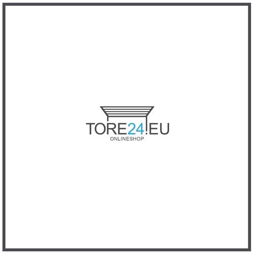 Logo-Design für Torhandel