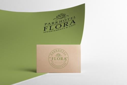 Logo-Design für Parkhotel Flora gesucht