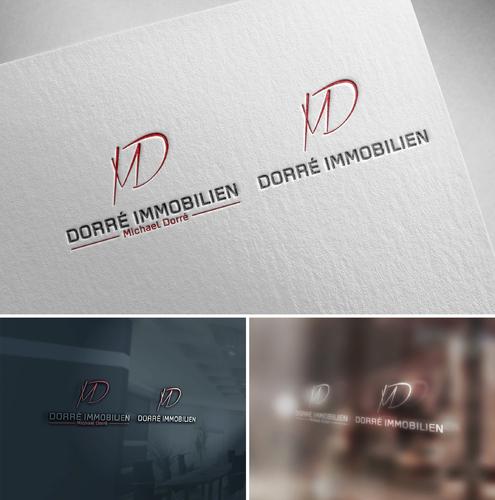 Logo-Design für Dorré Immobilien