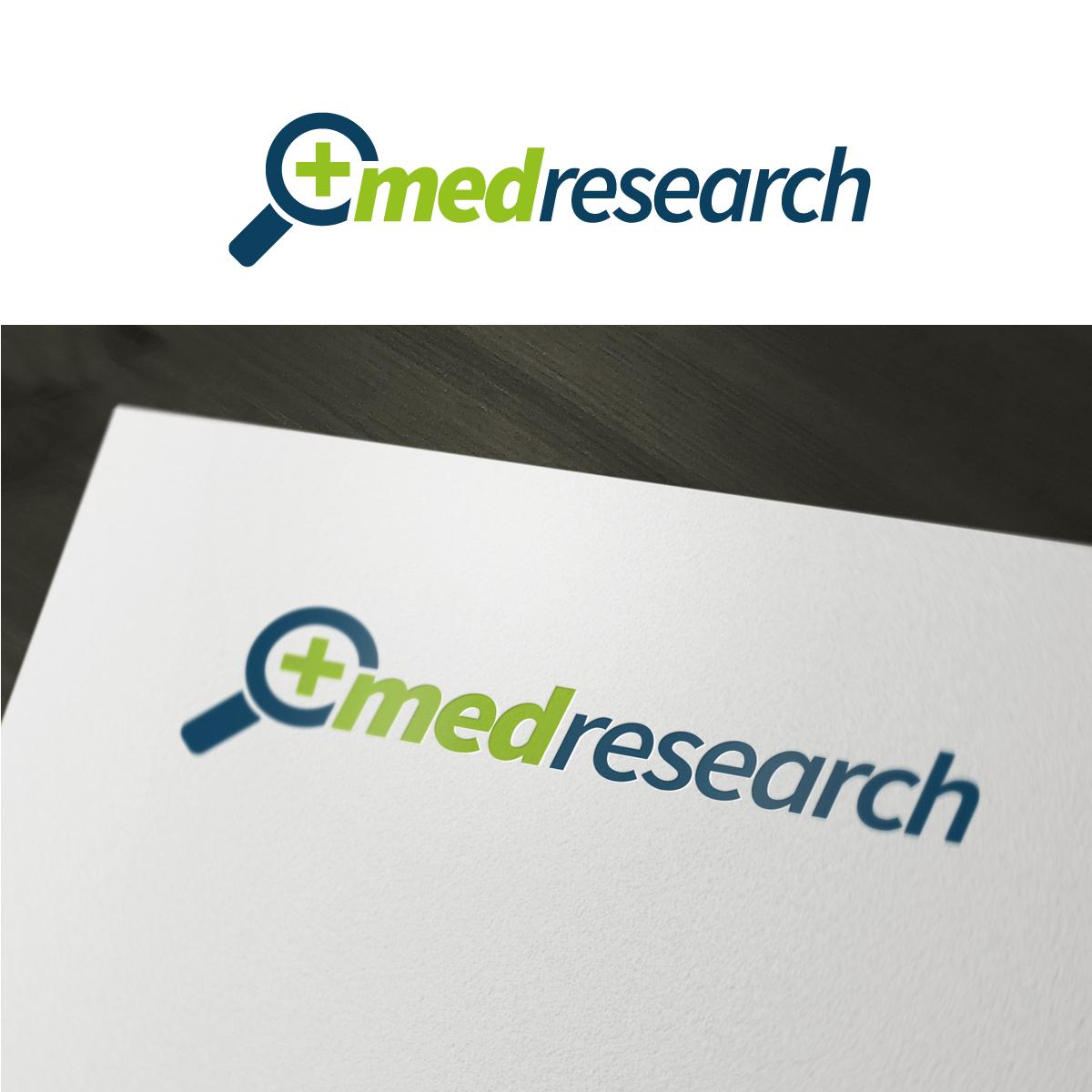 Research-, Beratungs-, Analysefirma im medizinischen Bereich sucht Logo
