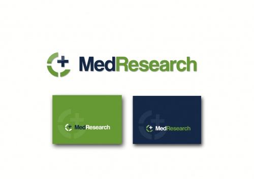 Onderzoeks-, consulting, analist in de medische wereld op zoek Logo