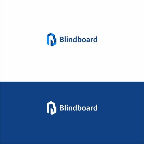 Cleanes und einzigartiges Logo für App-Startup