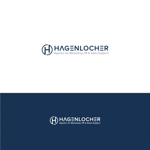 Logo-Design für Marketingagentur