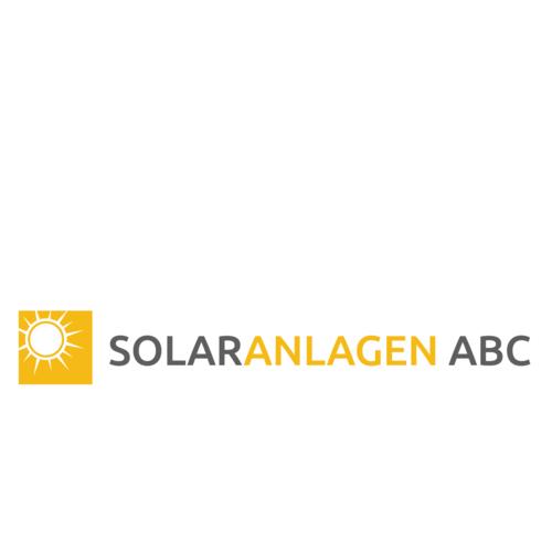Logo-Design für Magazin zum Thema Solaranlagen