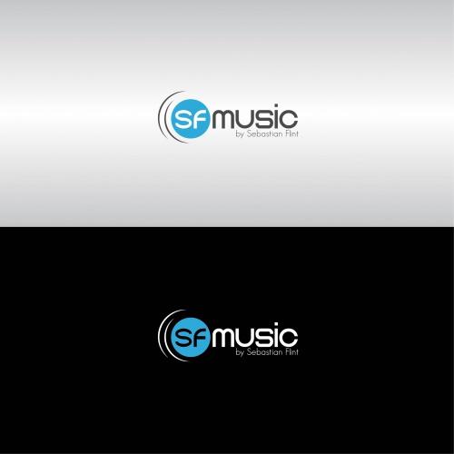 Logo-Design für SF - Music (Veranstaltungstechnik, DJ)