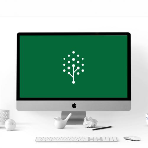 Logo-Design für Pflanzen Dünger