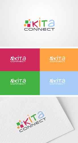 Logo-Design für Kita-Software