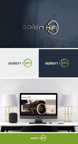 Logo-Design für HIFI-/Audio-Unternehmen