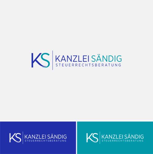 Logo-Design für Steuerrechtsberatung
