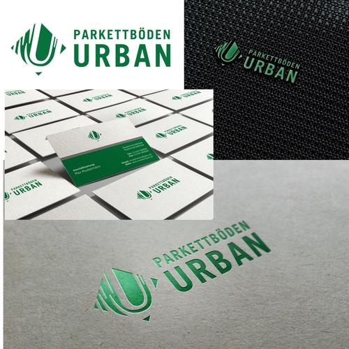 Logo & Visitenkarte für Bodenlegerfirma aus Österreich