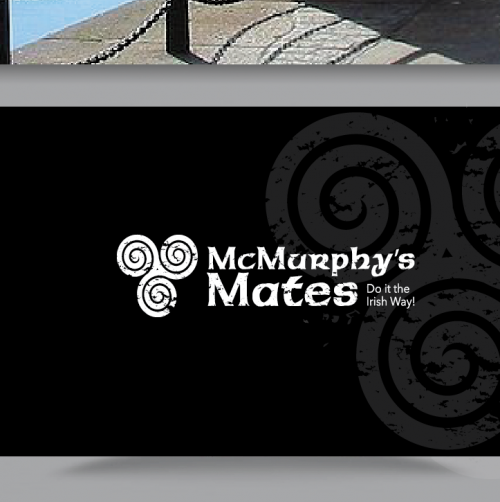 Irish Folk Band sucht Logo