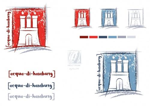 Logo-Design für Hamburg