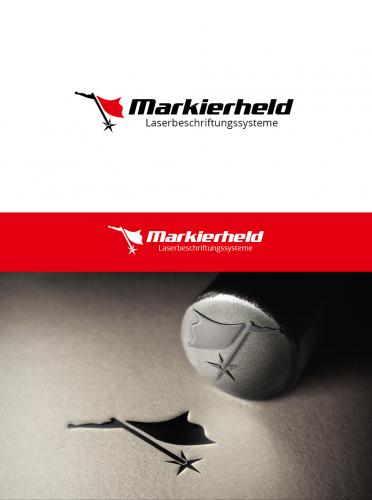 Logo-Design für Laserbeschriftungssysteme