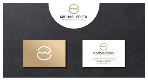 Logo & Visitenkarte für Masseur aus Berufung