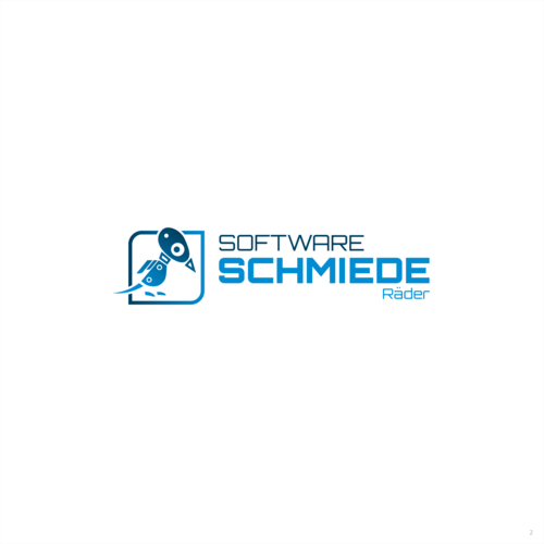 Logo-Design für Softwareentwicklungsfirma