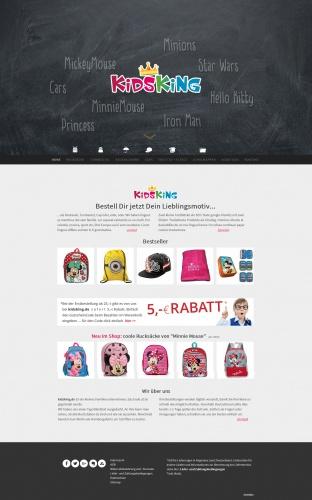 Onlineshop Bei Jimdo Designeneinrichten Webdesign Briefing