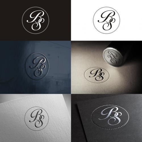 Logo-Design in Form eines Monogramms