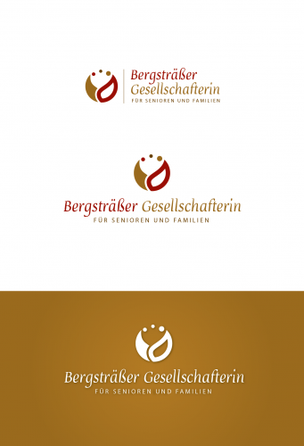Seniorenbetreuung sucht Logo