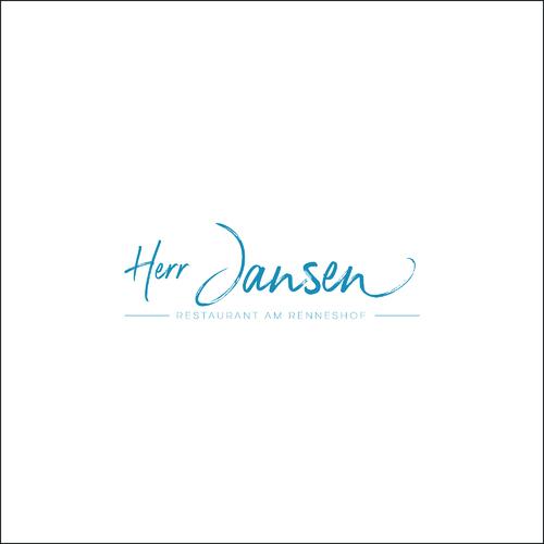 Logo-Design für Restaurant in Golfclub