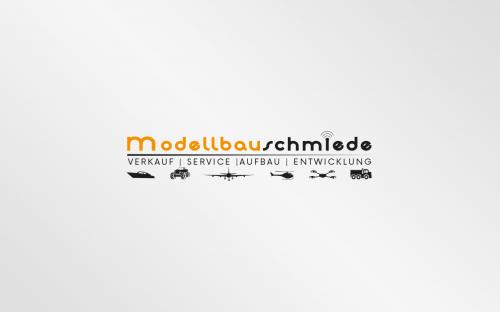 Logo-Design für Modellbauschmiede