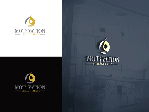 Logo-Design für Beratung/Vorträge/Persönlichkeitsentwicklung und Motivation von jungen Menschen