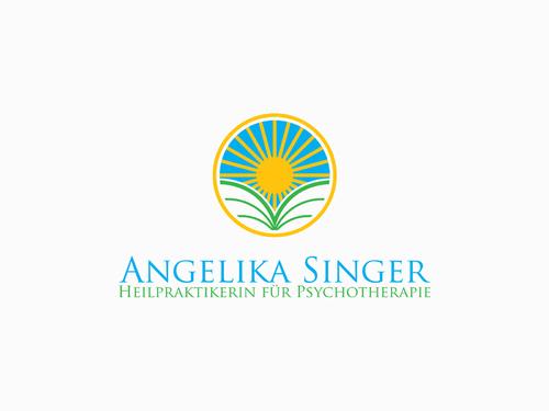 Logo-Design für Heilpraktikerin