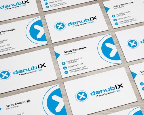 Visitenkarten Design Für It Firma Visitenkarten Design