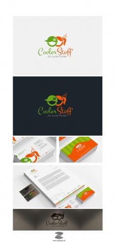 Kinder- und Jugendmodelabel sucht neues Logo