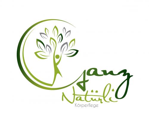 Logo-Design für natürliche, verträgliche und individuelle Körperpflegeprodukte