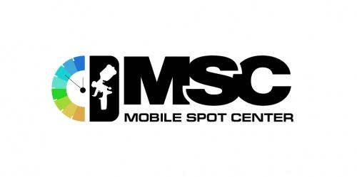 Logo-Design für Spot-Repair an Fahrzeugen