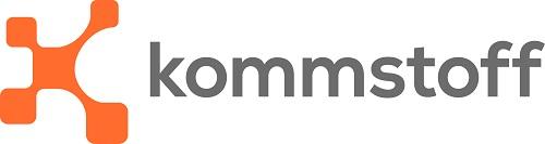 Logo-Design für Kommstoff