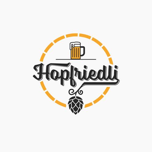 Junge moderne Brauerei sucht Logo-Design