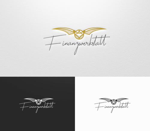 Logo & Visitenkarte für Finanzberatungen
