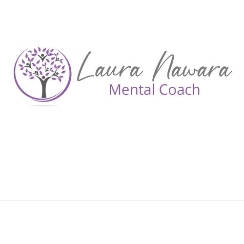 Logo-Design für Mental-Coaching im Persönlichkeitsbereich