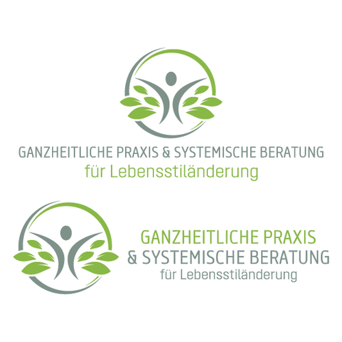 Logo-Design für psychologische Heilpraktikerpraxis