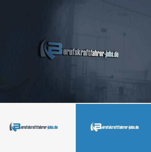 Stellenportal für Berufskraftfahrer benötigt Logo-Design