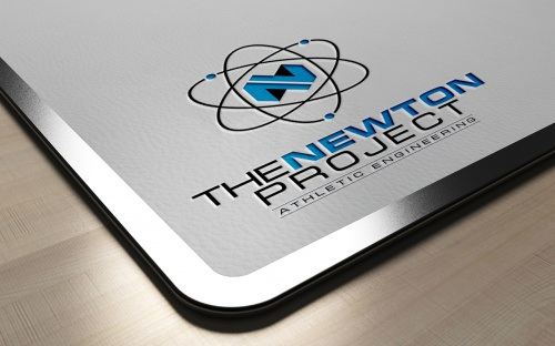 Logo-design for the Newton Project