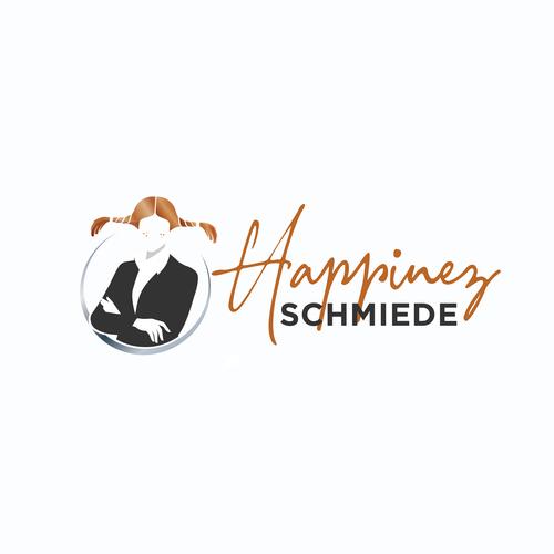 Logo-Design für Coaching im Bereich positive Psychologie
