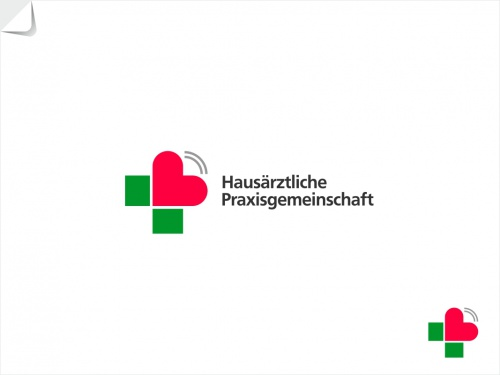 Hausrztliche Praxisgemeinschaft onderzocht Logo