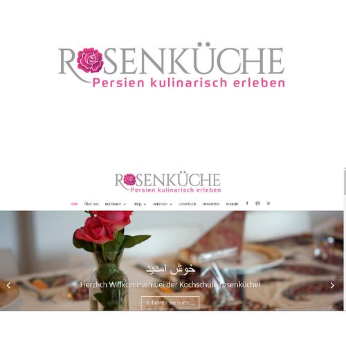 Logo-Design für Kochschule