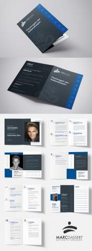Broschüre für Kommunikationswissenschaftler