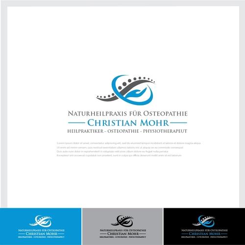 Naturheilpraxis für Osteopathie sucht Logo-Design
