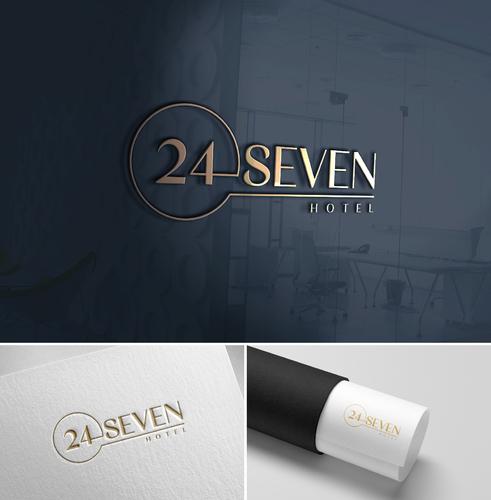 Logo-Design für Hotel