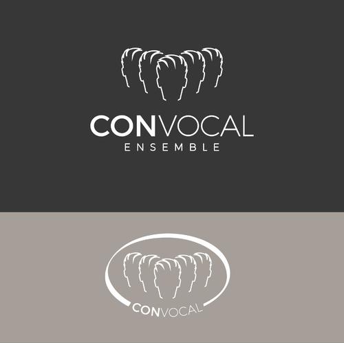 Logo-Design für Vocalensemble