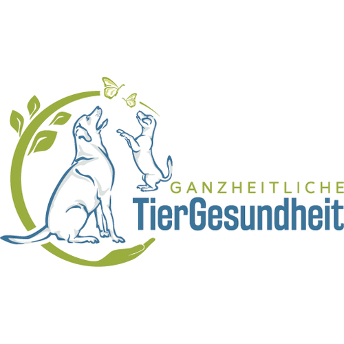 Freundliches und kompetentes Logo & Visitenkarten-Design für Tierhomöopathin