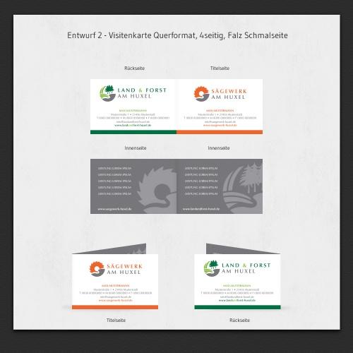 Logo Visitenkarte Logo Business Card Designonclick Com